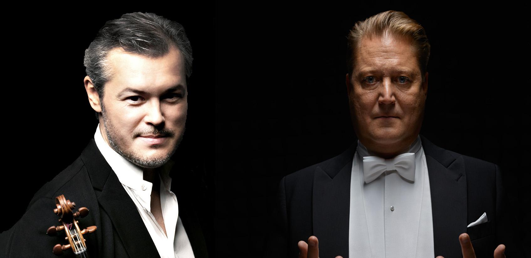 Vadim Repin y Alexander Sladkovsky